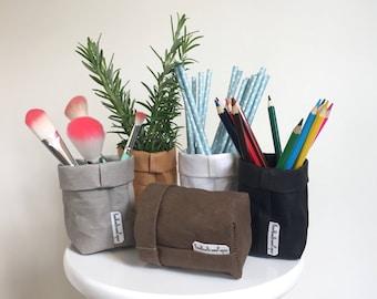 Papier lavable panier MICRO cuisine panier Eco papier papier corbeille papier lavable sac sac