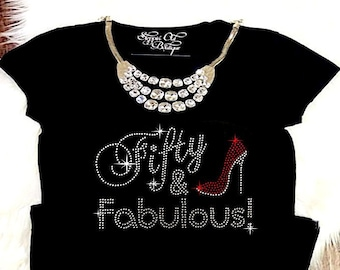 77a32dc9023 50th birthday Shirt for Women