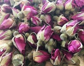 Miniature Baby Red Roses and Rose Buds Dried mini Rose Buds Bulk Herbs Dried Flowers Dried Roses, Red Roses Petite Roses