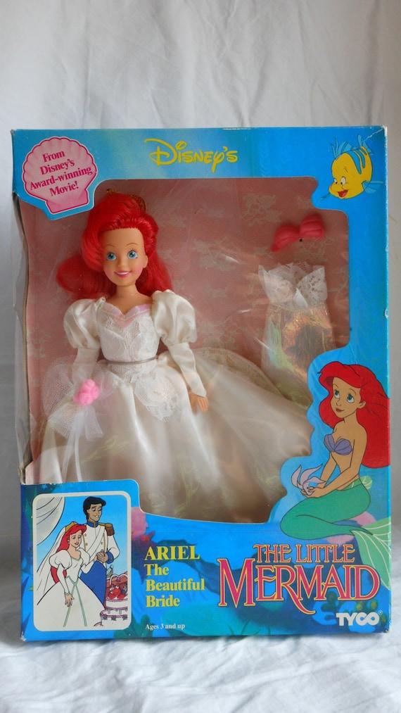 1990s Tyco Disney Princess The Little Mermaid Ariel The Etsy