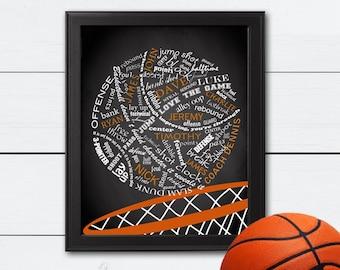 1dc03b93b5d5 Personalized Basketball