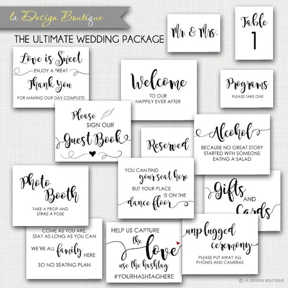 photograph regarding Wedding Signs Printable named Printable Marriage Mounted, Marriage ceremony Symptoms Fixed, Wedding day Signs and symptoms Printable Fastened, Printable Wedding day Symptoms, Wedding day Signage, Marriage Signage Printable