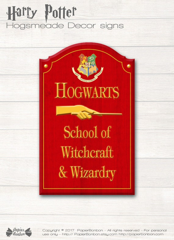 graphic about Harry Potter Printable Signs named Retailer signs or symptoms Decor printable, PDF Data files, impressed by means of Harry Potter Hogsmeade for bed room decor or Harry Potter Bash decor