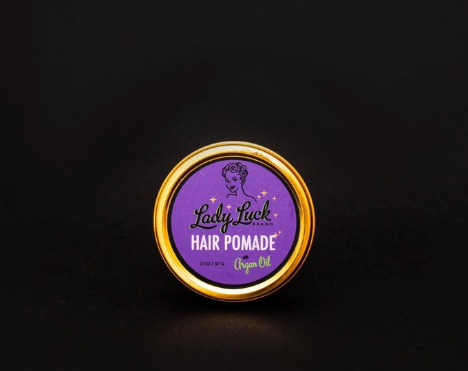 Lady Luck Brand Hair Pomade • Halloween Edition
