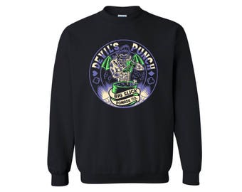 Devil's Punch Crewneck Sweatshirt