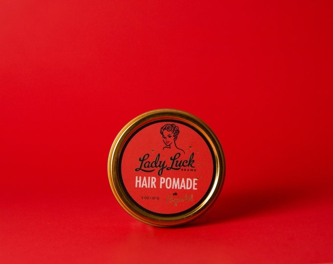 Lady Luck Brand Hair Pomade