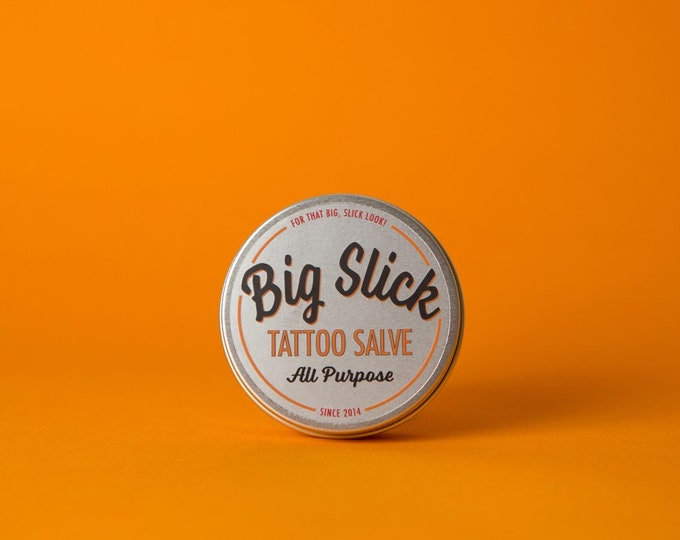 Big Slick Tattoo Salve