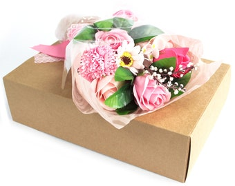 Mothers Day GiftsSoap Flowers SPA Gift Under 10 Pounds Birthday For Teachers Teacher Appreciation