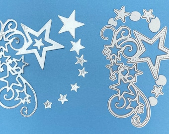 NEW 'Stars Border' Essential Craft Cutting Die - so versatile it's a must for all card-makers.