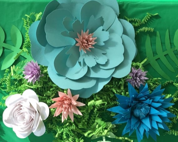 Paper Flowers Decor Contact Me Today To Place Your Custom Order