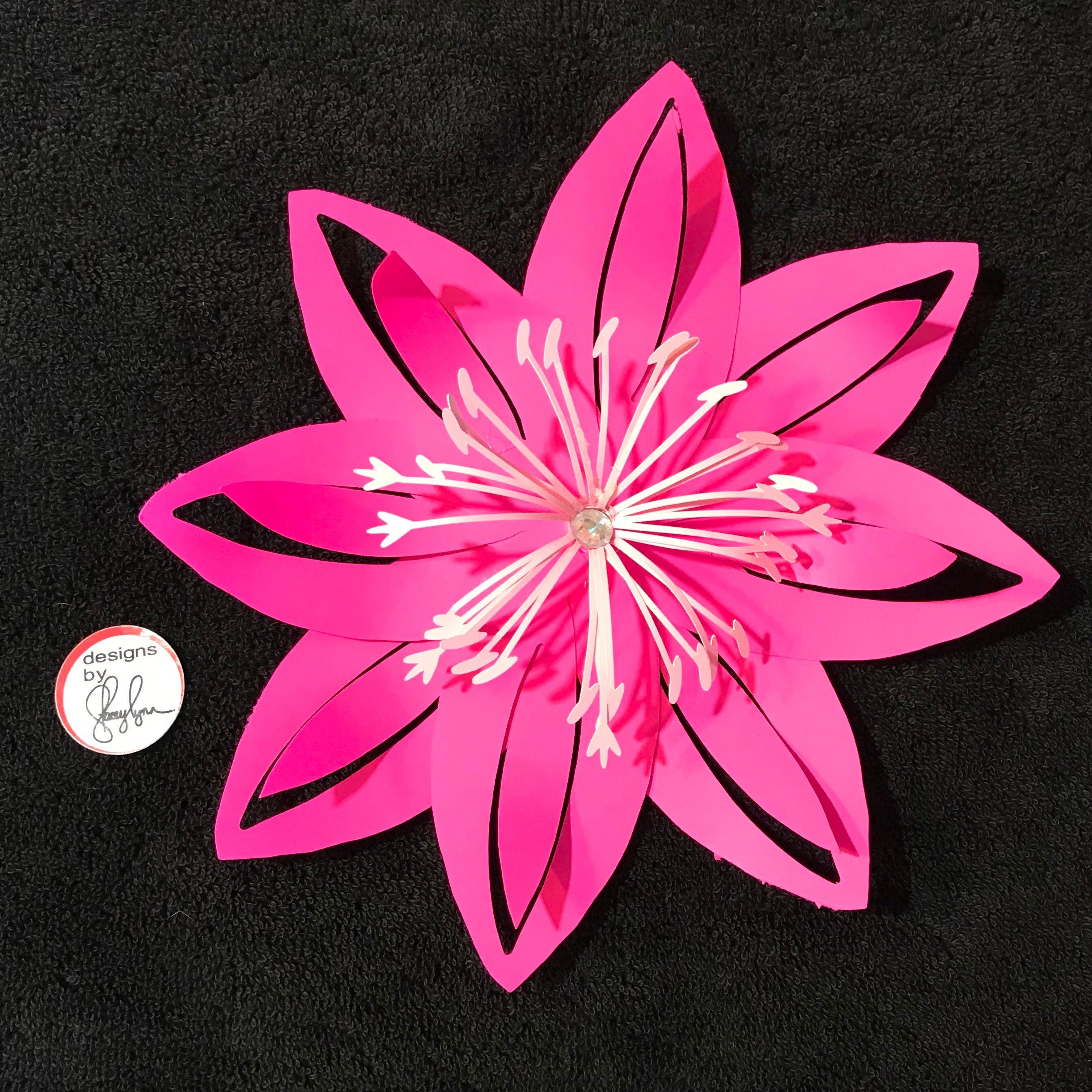 Giant Paper Flower Use For Paper Flower Backdrop Flower Photo