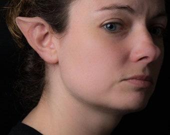 Elf Ears Tip Prosthetics Cosplay Halloween Non Latex