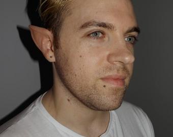 Elf Ears Tip Prosthetics Cosplay Halloween Latex Free