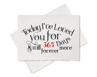 I have love you for anniversary card for boyfriend girlfriend bride groom husband wife proposal engagement