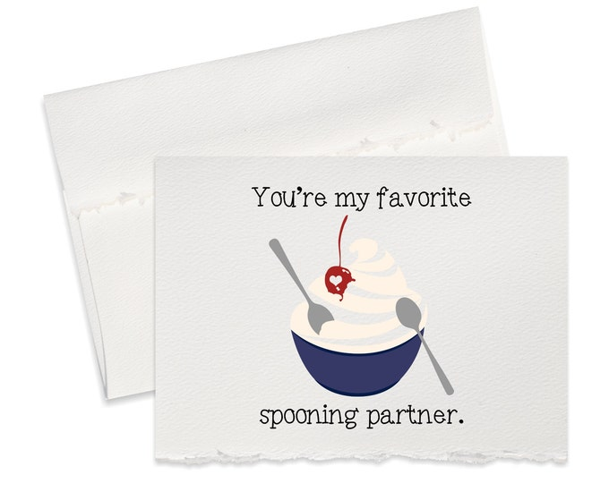 Valentines card for him, love card, for boyfriend, girlfriend, card for husband, anniversary card, valentine's day card, pun quote