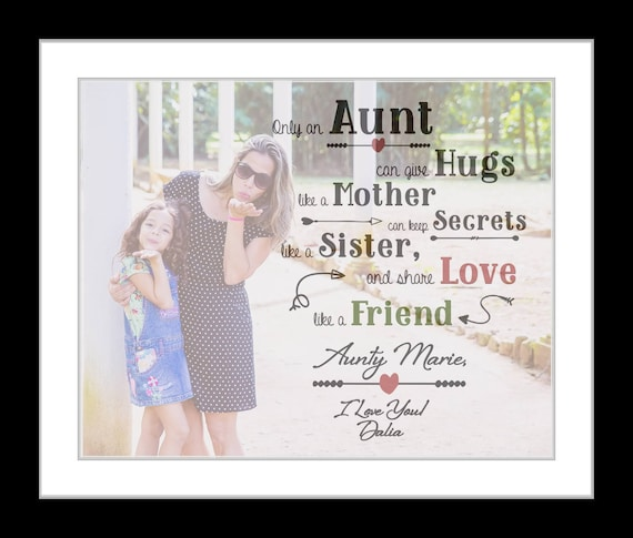 Auntie Quotes, Aunt christmas gifts, aunt gifts from niece, personalized  aunt gift, photo, auntie christmas gifts for aunt gift, nephew