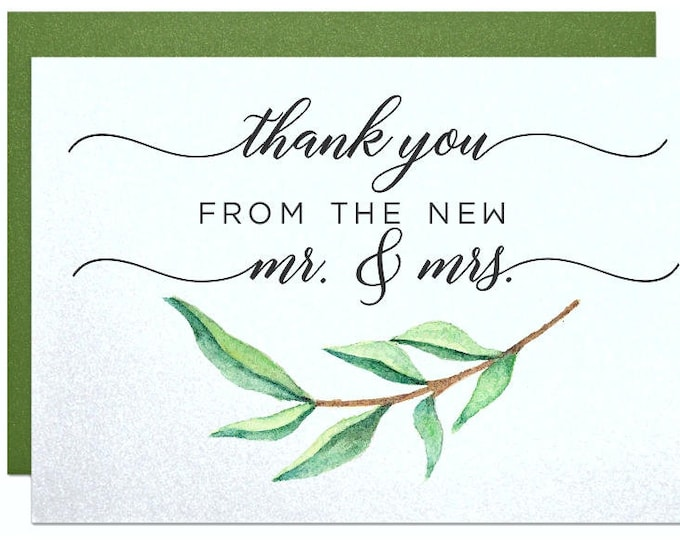 Bridal shower thank you cards for bridal party wedding thank you cards from the bachelorette future mr and mrs wedding shower thank you card