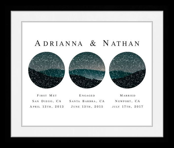 Anniversary Gift For Wife 1 Year Anniversary Gift For Him Wedding
