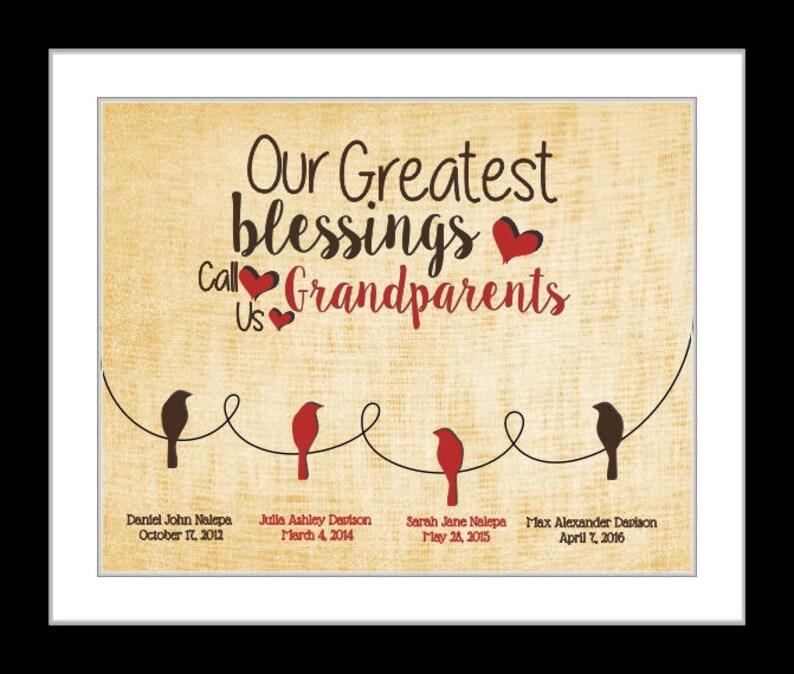9ec0679e96 Grandma gift Mothers Day gifts grandma birthday gift   Etsy