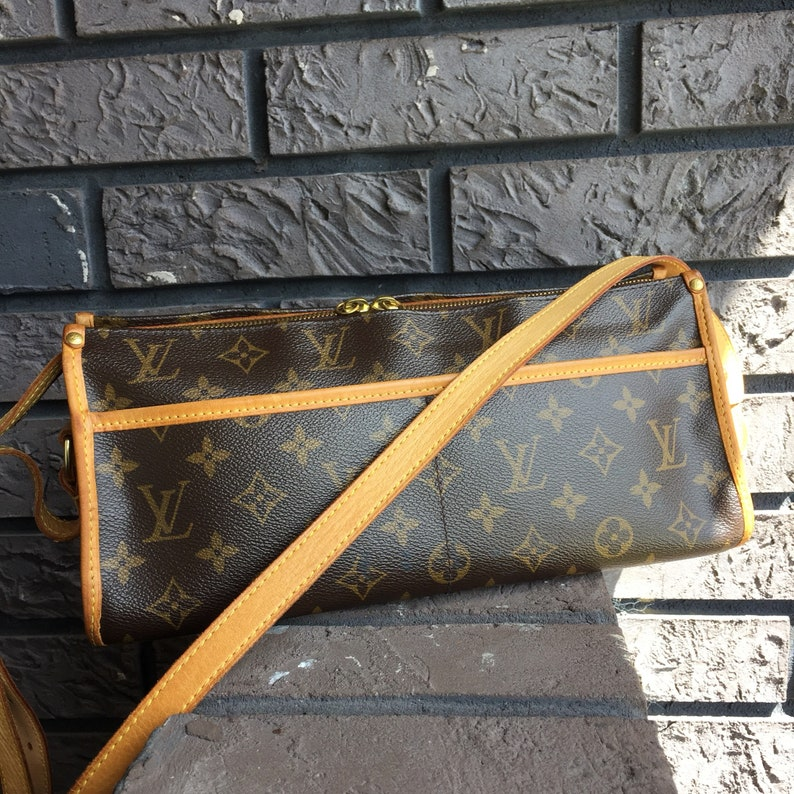 7aa14a969ef5 Authentic Louis Vuitton Popincourt Long Crossbody Monogram