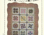 Union Sampler quilt pattern designed by Evonne Cook for Clothesline Quilts CSUS K1796