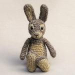 Crochet rabbit pattern amigurumi