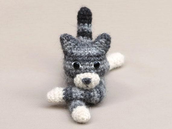 Amigurumi Crochet Cat Pattern Etsy