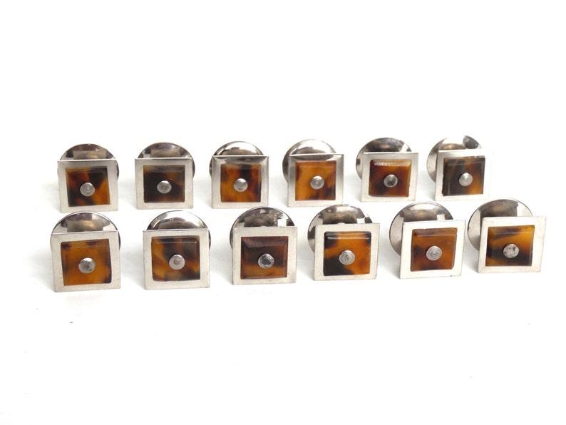 drawer pull Authentic cabinet hardware 1 1920/'s Design door knob #645G86K14 Home decor one art deco