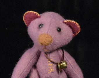 Kunstenaar teddybeer | OOAK | Norman
