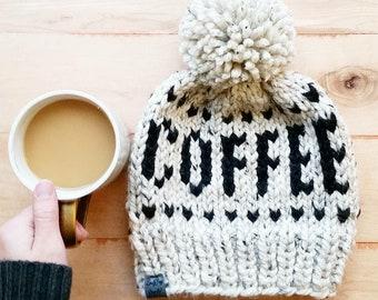e90141a39bb CUSTOM Coffee Beanie