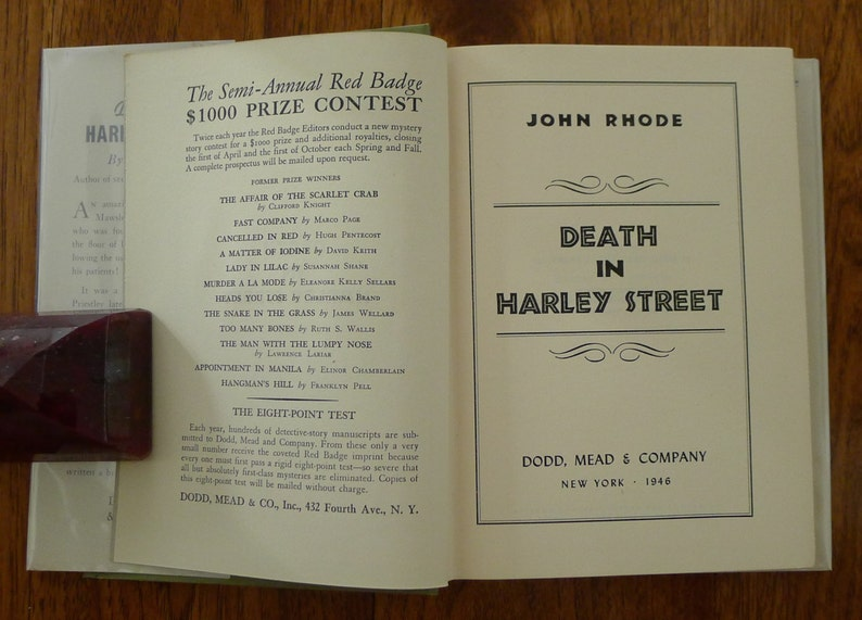 1946 First American Edition,