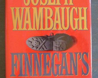 First Edition Joseph Wambaugh, Finnegan's Week