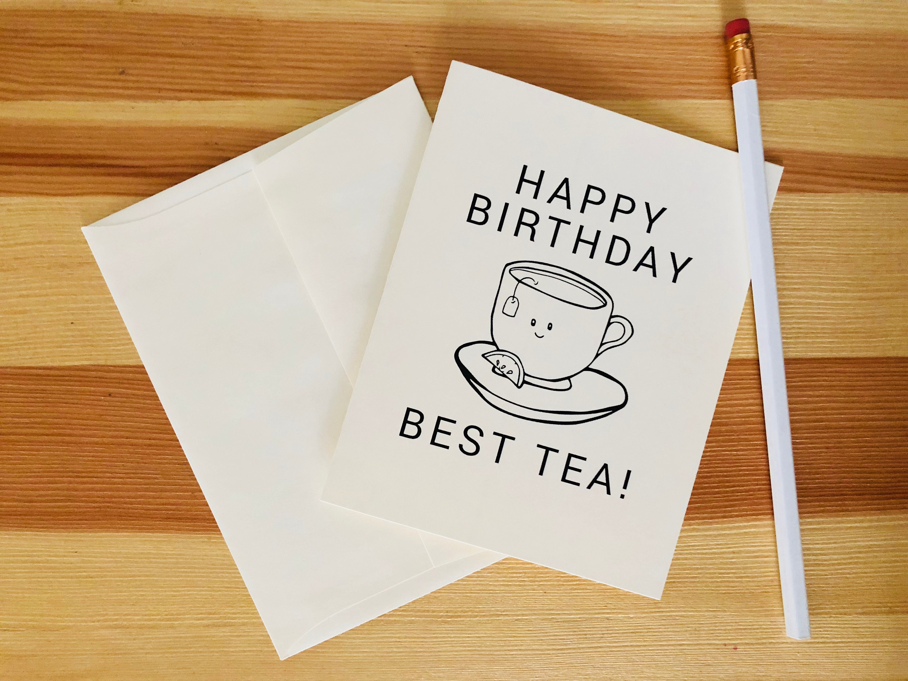 Best Friend Birthday Card Funny Food