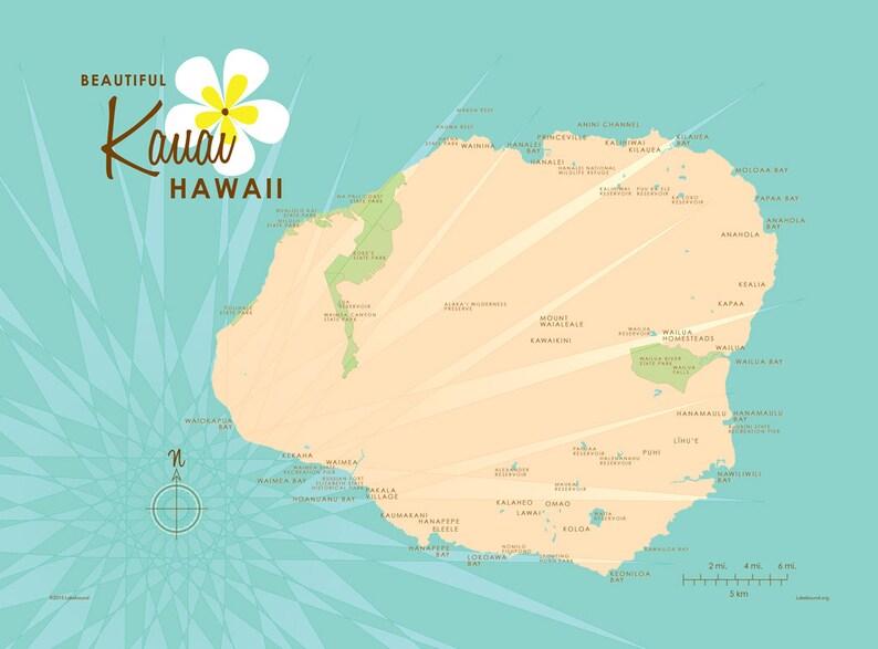 Kauai, HI Map (Turquoise) Map Art Canvas Print on molokai map, maui map, marshall islands hawaii map, kapaa hawaii map, kailua hawaii map, lanai map, kona hawaii map, kaunaoa bay hawaii map, oahu map, hilo hawaii map, lihue map, kahului hawaii map, hawaii road map, niihau hawaii map, poipu map, honolulu hawaii map, hawaii volcanoes national park map, nawiliwili hawaii map, anahulu river hawaii map, kalaupapa hawaii map,