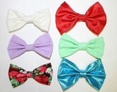 Stylish, Cute, Affordable Hair Bows (100% Goes towards Cancer Research)