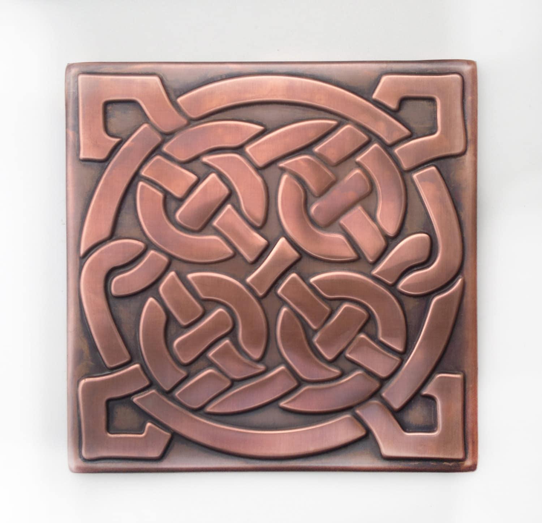 keltische Fliesen keltische Dekor Keltischer Knoten Fliesen | Etsy