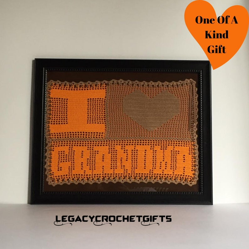 Personalized Grandma Gift Mothers Day From Grandkids
