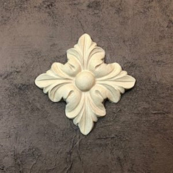 Vine Wooden Carving//Moulding//Decor//Shabby Chic//Decorative//Furniture//Upcycle//Wood