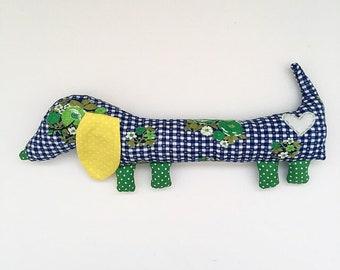Elsie the sausage dog plush toy