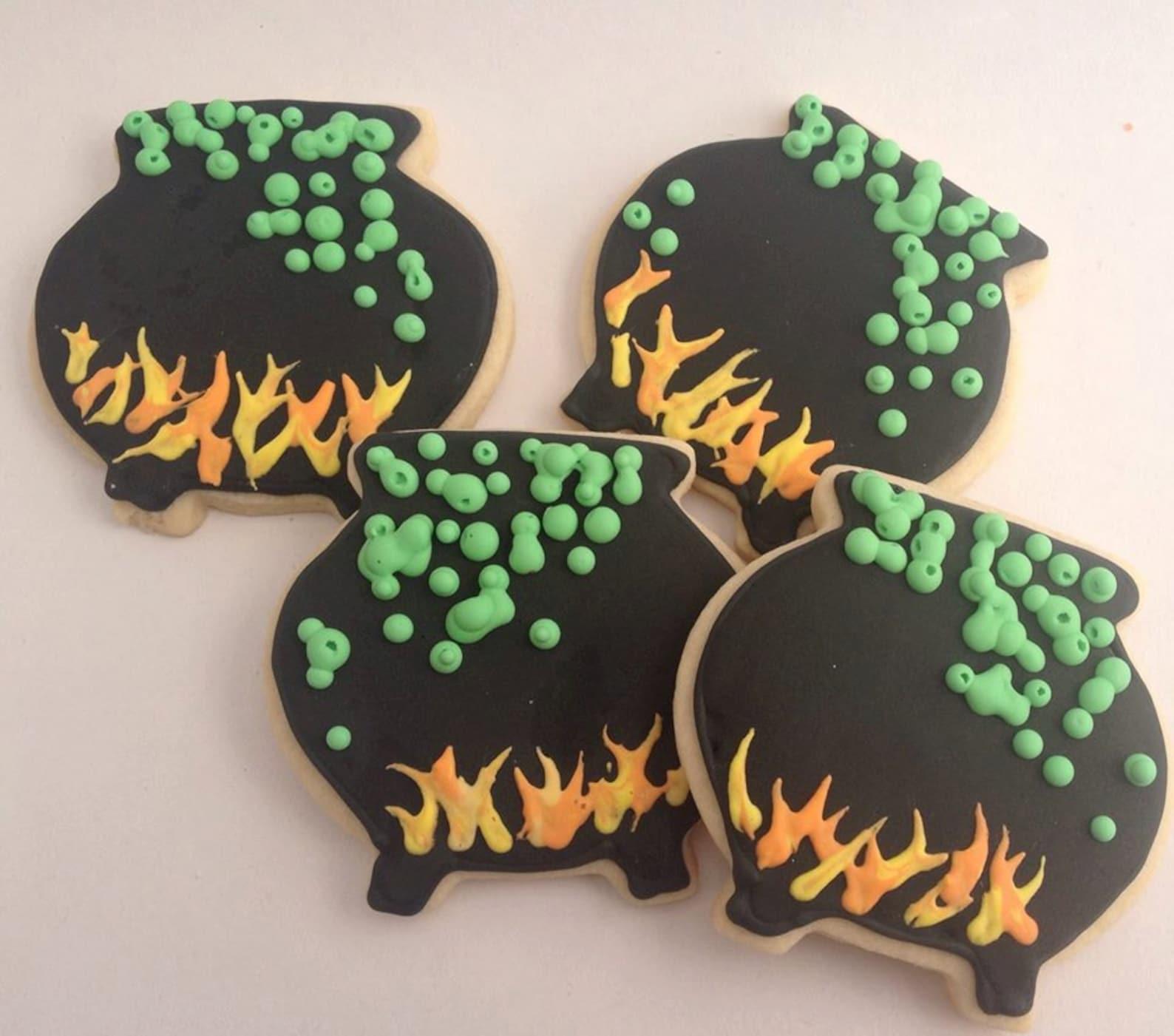 Cauldron Cookies