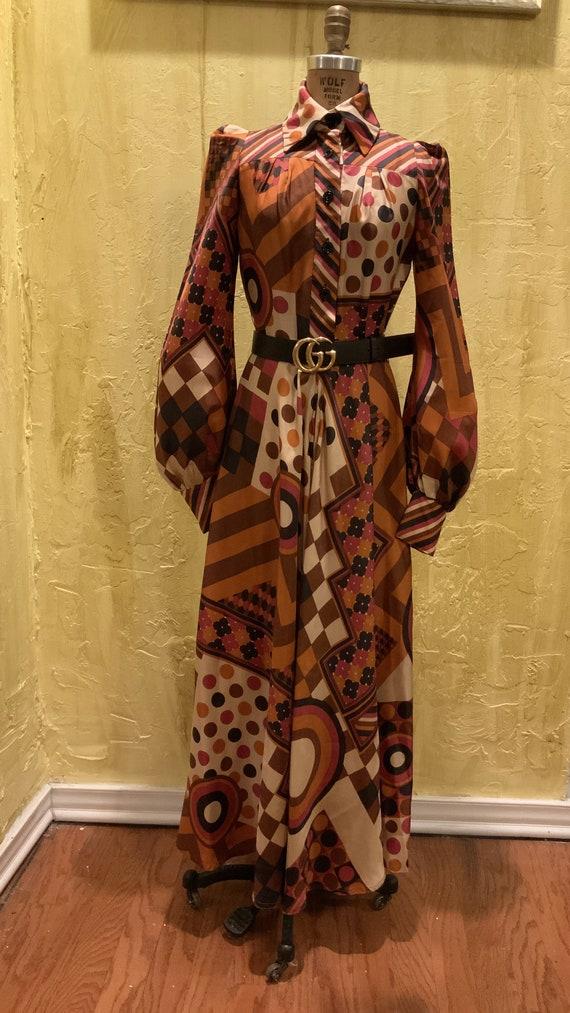 Jean Varon Vintage Dress