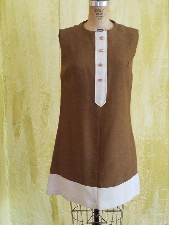 Retro MOD Mini Dress - image 2
