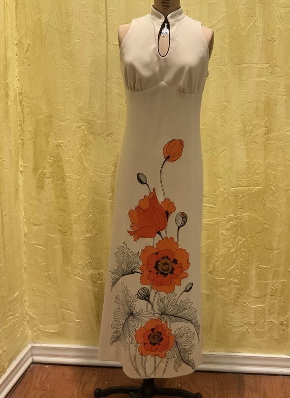 Shaheen Poppy Dress