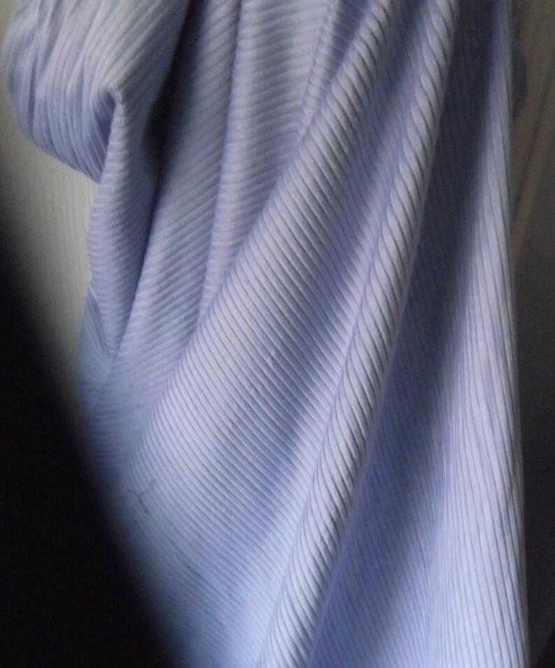 Lilac Cotton Jumbo Corduroy Fabric