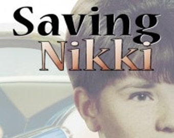 Saving Nikki, paperback, brand new, autographed, autobiography, young adult
