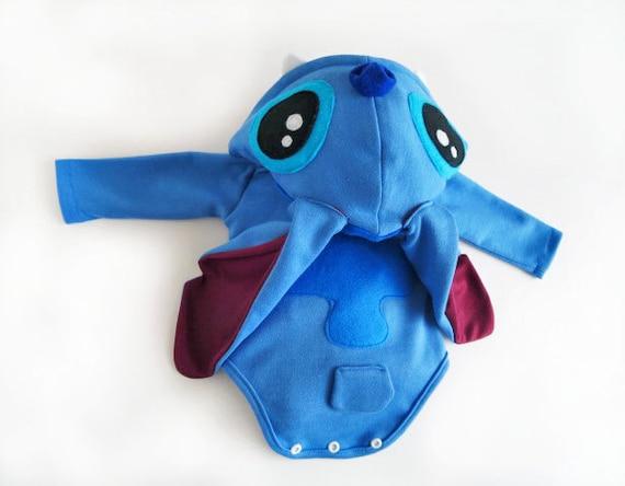 184482c14a4a Baby Shower Stitch Costume Lilo and Stitch Onesie Newborn