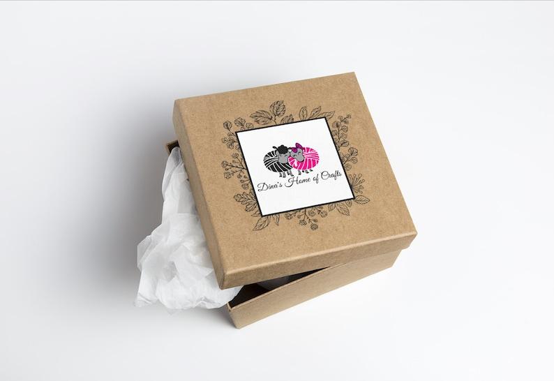Mystery MINI SKEIN Club Box monthly yarn box yarn image 0
