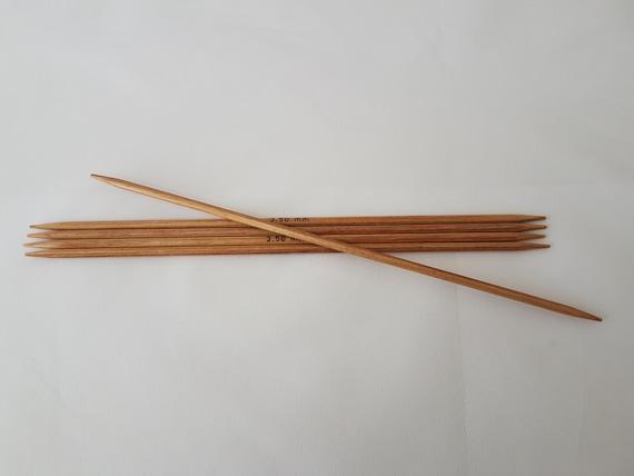 Lykke crochet aguja Birchwood Driftwood Longitud 15cm Todos los tamaños
