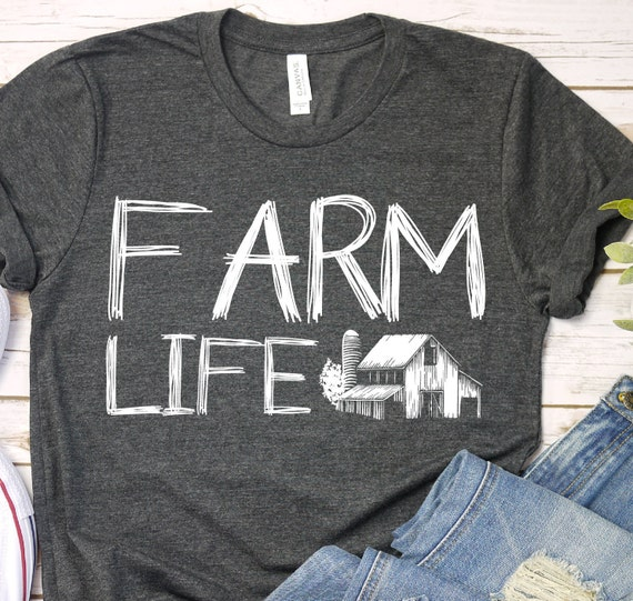 Farm Life Silhouette Svg Cutting Files Clip Artcricut Cuttable Etsy
