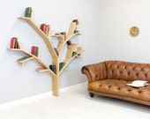 The Hazel Tree Shelf Bookcase